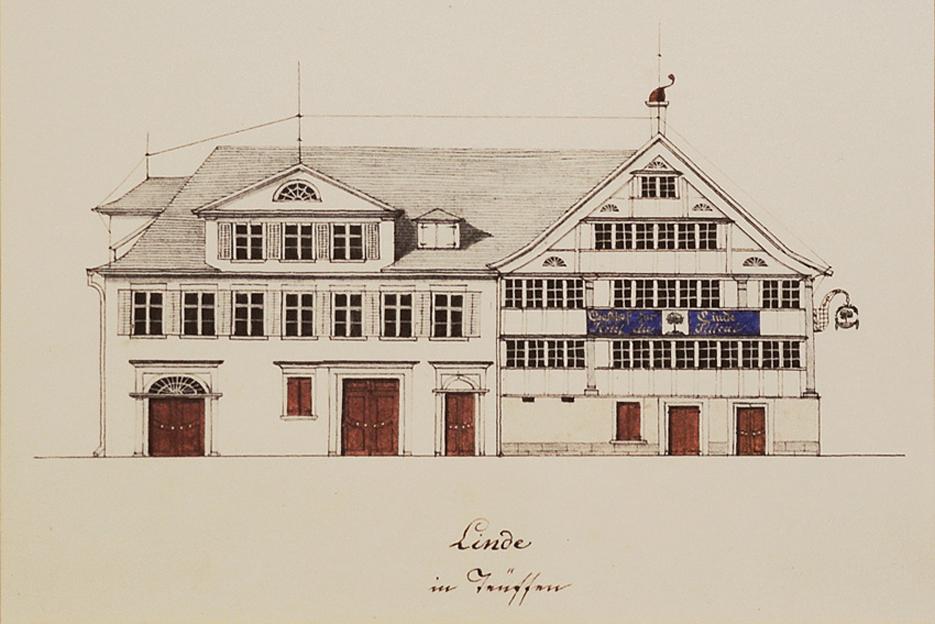 Ulrich linde for Hanfried helmchen