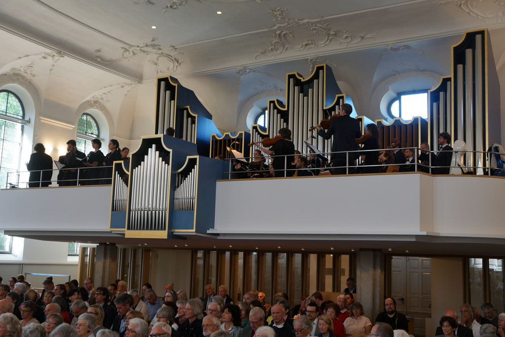 Gottesdienst Evangelische Kirche