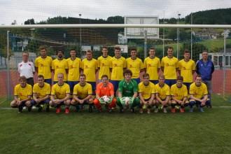FC Teufen 1. Mannschaft 2014_2015