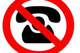 keine telefonwerbung