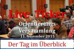 live 11. november