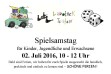 Spielsamstag 02.07.16