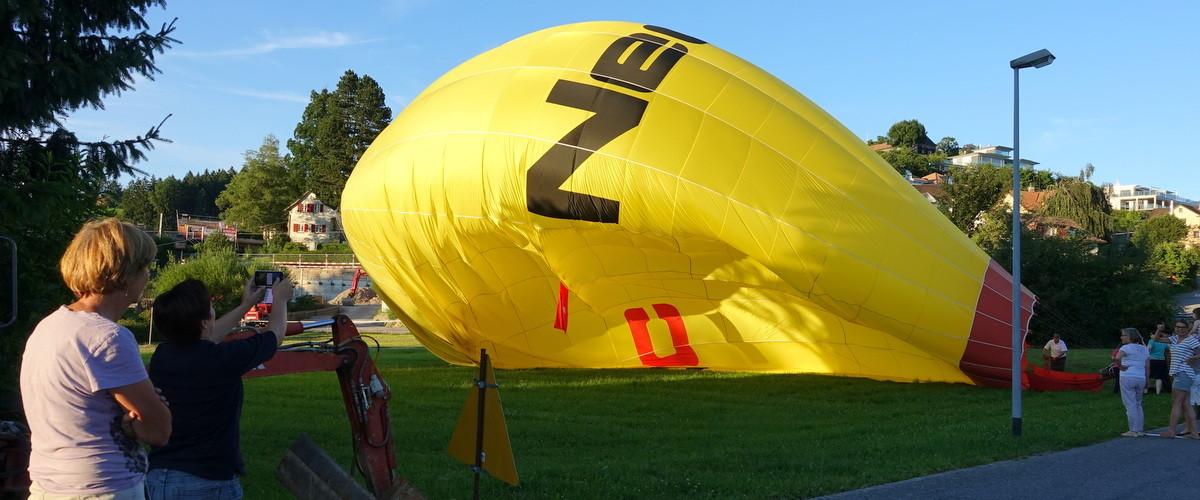 Ballonlandung 4