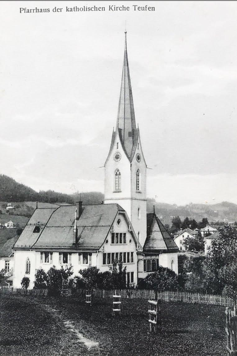 Katholische kirche bühler ar